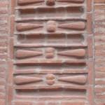 detail of main facade
