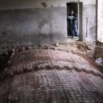 consolidation of brick vault