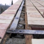 roof - steel ties