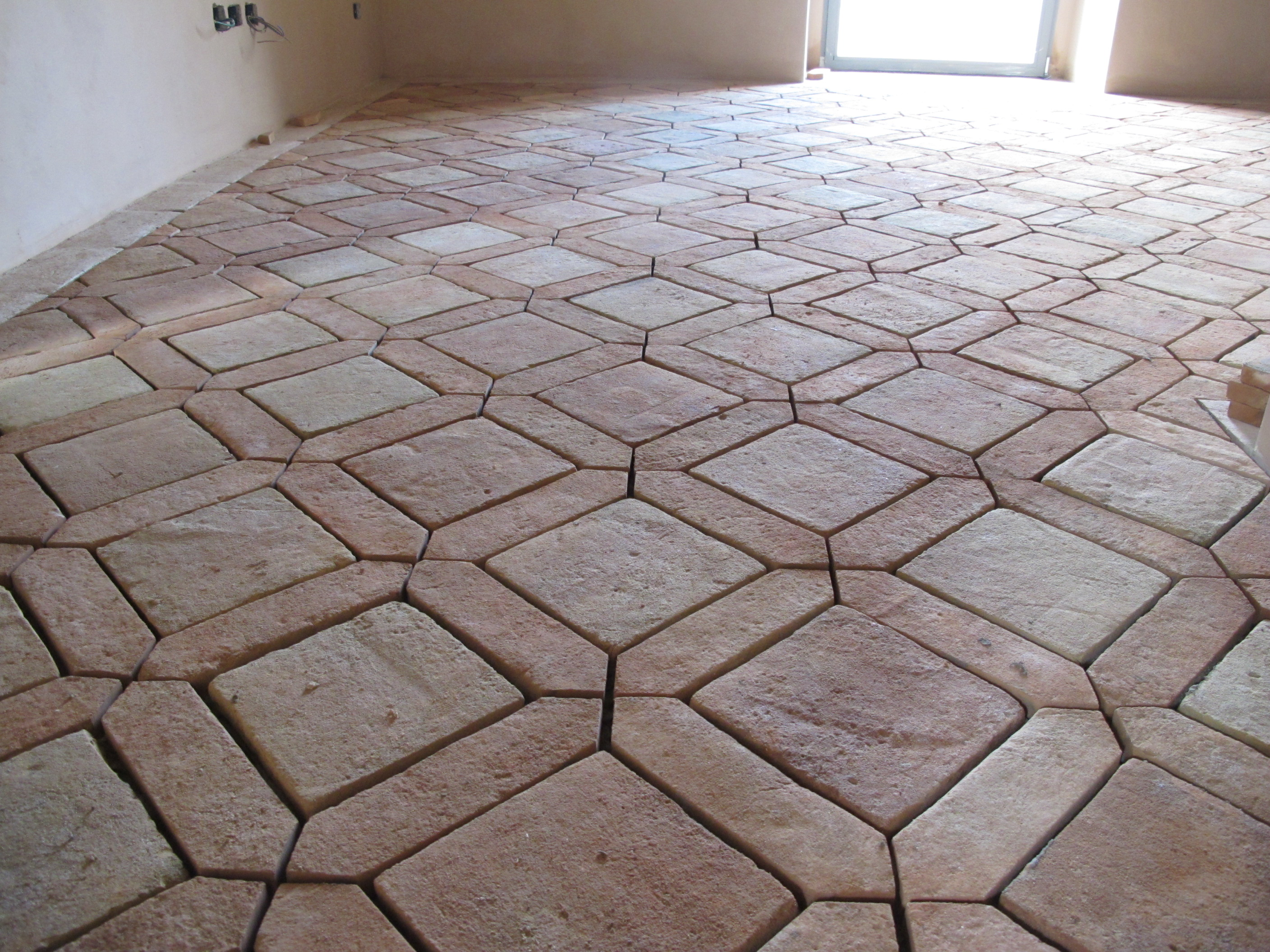 Terracotta floors in umbria img7169 dailygadgetfo Choice Image